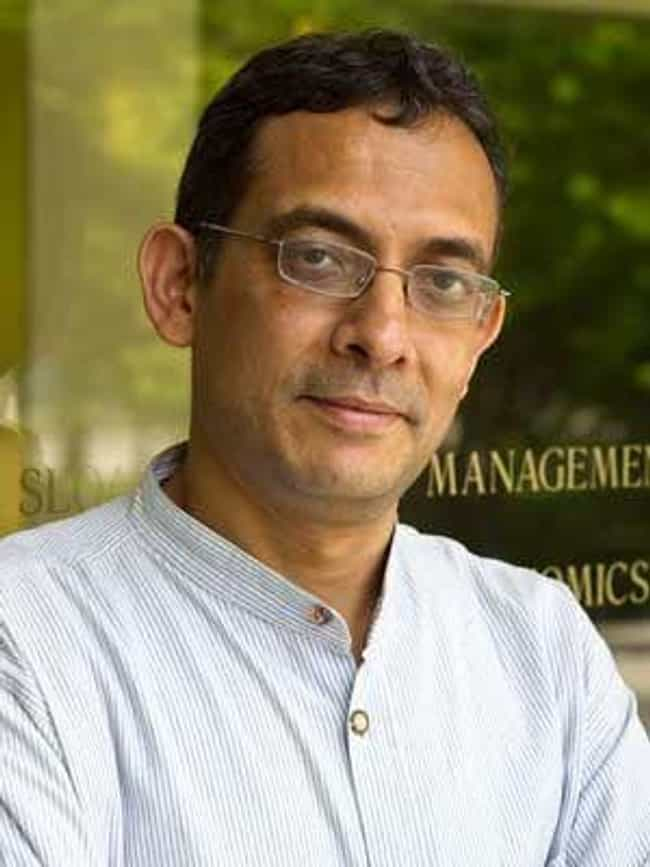 Abhijit Banerjee is listed (or ranked) 1 on the list Famous Economists from India