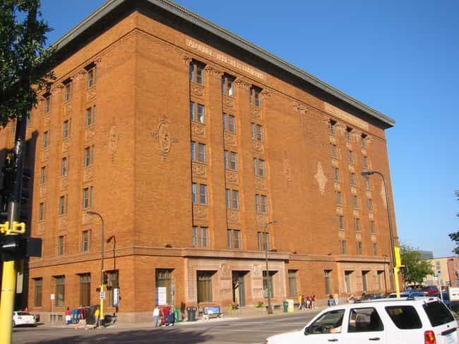 Advance Thresher/Emerson... is listed (or ranked) 1 on the list List of Famous Minneapolis Buildings & Structures