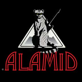 Alamid is listed (or ranked) 19 on the list Warner Music Group Complete Artist Roster