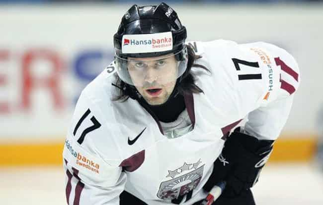 Aleksandrs Ņiživijs is listed (or ranked) 3 on the list Famous Ice Hockey Players from Latvia