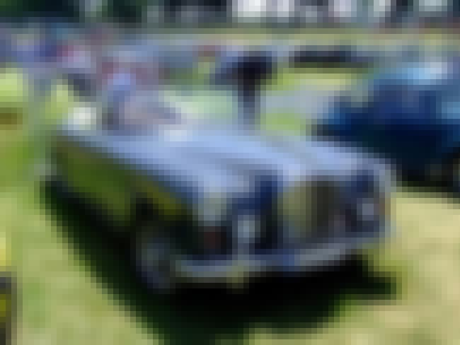 Alvis TD 21 is listed (or ranked) 3 on the list Full List of Alvis Cars Models