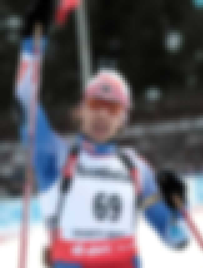 Andrei Makoveev is listed (or ranked) 1 on the list Famous Biathletes from Russia
