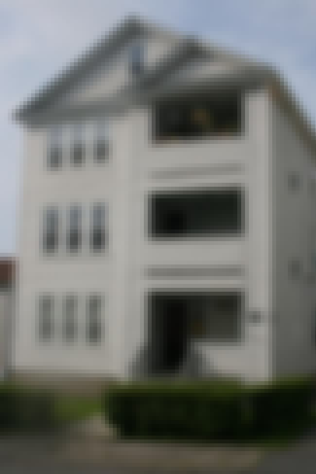 Andrew Friberg Three-Decker is listed (or ranked) 4 on the list Worcester Architecture: Famous Landmarks and Buildings