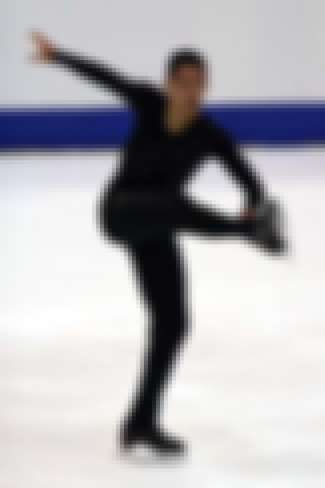 Andrew Huertas is listed (or ranked) 8 on the list Famous Figure Skaters from the United States