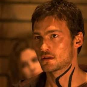 Andy Whitfield is listed (or ranked) 17 on the list Famous Actors from Wales