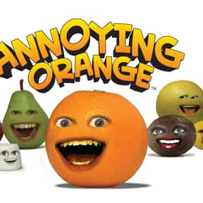 Annoying Orange is listed (or ranked) 17 on the list The Worst TV Show Titles of All Time
