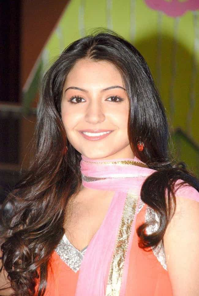 Anushka Sharma is listed (or ranked) 1 on the list Famous Mount Carmel College Bangalore Alumni