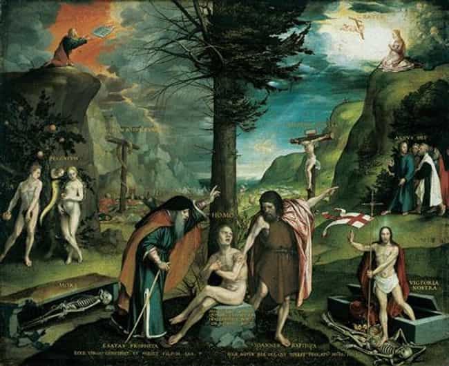 An Allegory of the Old a... is listed (or ranked) 3 on the list List of Famous Allegory Paintings