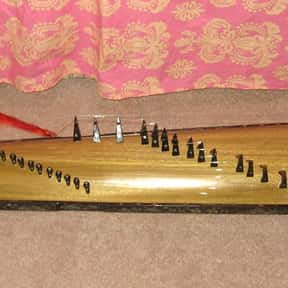 Đàn tranh is listed (or ranked) 25 on the list Plucked String Instrument - Instruments in This Family