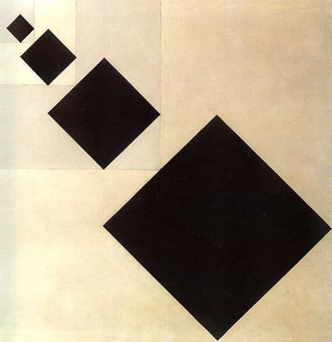 Arithmetic Composition ... is listed (or ranked) 1 on the list Famous De Stijl Artwork