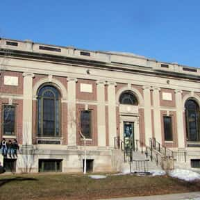 Arlington Hills Library is listed (or ranked) 24 on the list Famous Beaux-Arts Architecture Buildings