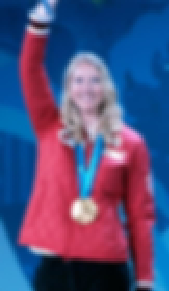 Ashleigh McIvor is listed (or ranked) 3 on the list Famous Freestyle Skiers from Canada