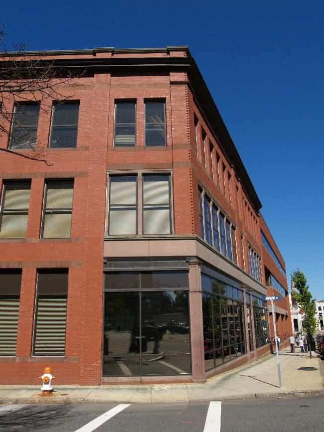 A. J. Borden Building is listed (or ranked) 2 on the list Fall River Architecture: Famous Landmarks and Buildings