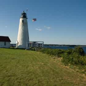 Bakers Island Light