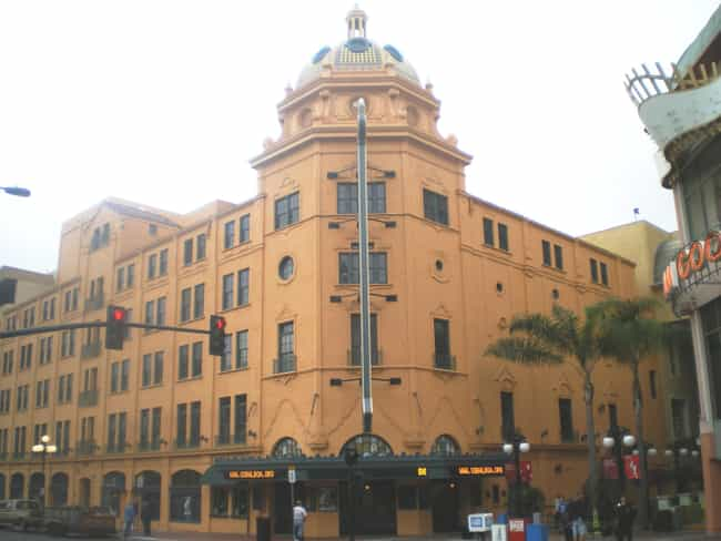 Balboa Theatre is listed (or ranked) 2 on the list List of Famous San Diego Buildings & Structures