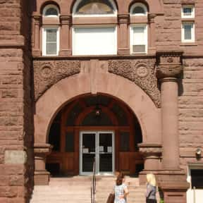 Barbour County Courthouse is listed (or ranked) 11 on the list Famous Romanesque Revival Architecture Buildings