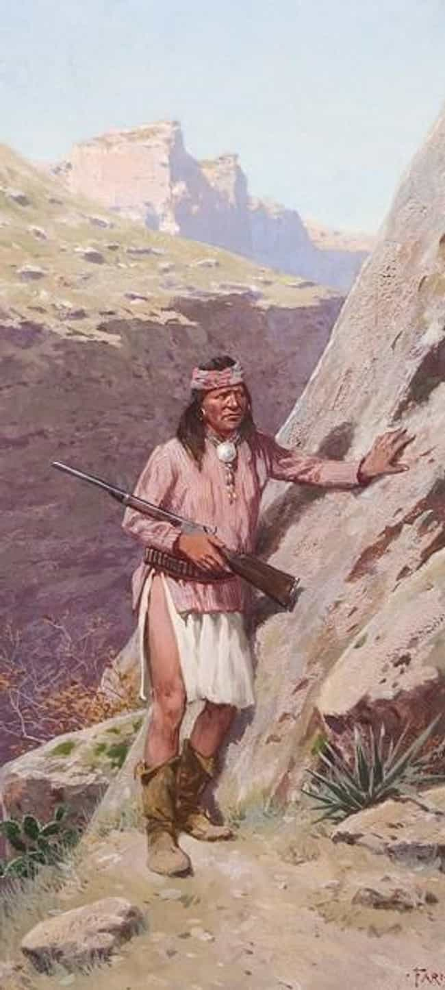 Battle of Carrizo Canyon... is listed (or ranked) 4 on the list List Of Apache Wars Battles
