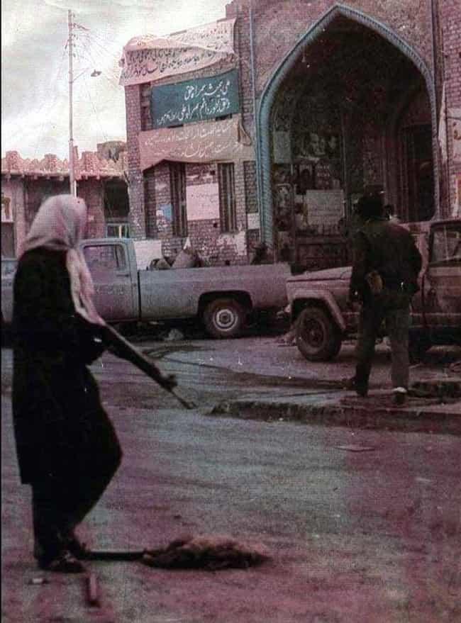 Battle of Khorramshahr is listed (or ranked) 4 on the list List Of Iran-Iraq War Battles