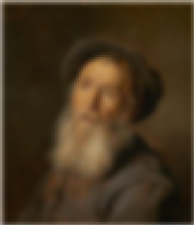 Bearded Man with a Beret is listed (or ranked) 2 on the list Famous Portraits from the Dutch Golden Age Movement