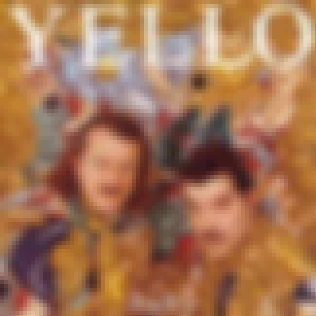 Baby is listed (or ranked) 4 on the list The Best Yello Albums of All Time