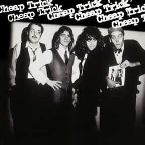Cheap Trick is listed (or ranked) 25 on the list The Best Debut Albums of All Time, Ranked