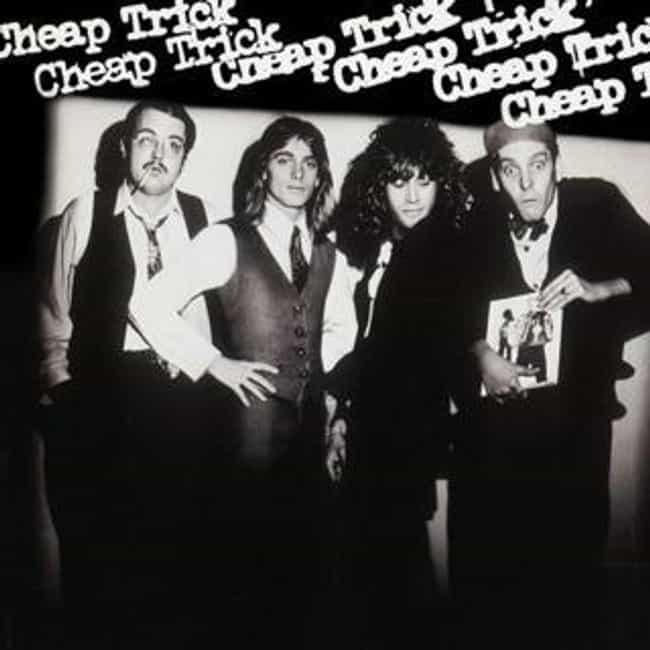 Cheap Trick is listed (or ranked) 3 on the list The Best Cheap Trick Albums of All Time