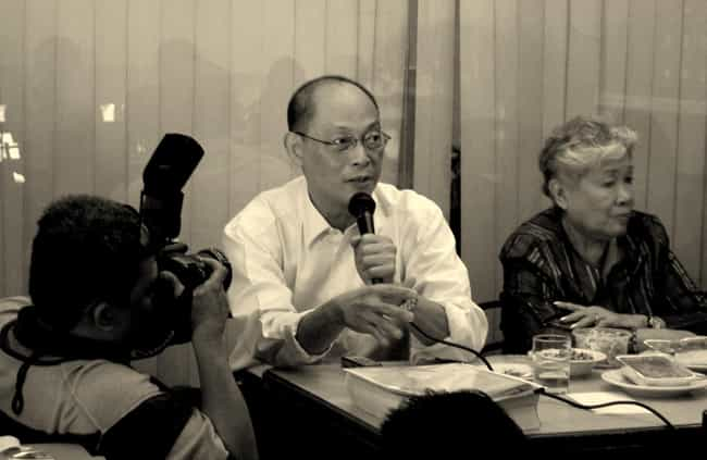 Benjamin Diokno is listed (or ranked) 3 on the list Famous Economists from Philippines