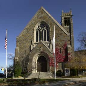 Bethany Congregational Church is listed (or ranked) 21 on the list Famous Late Gothic Revival buildings