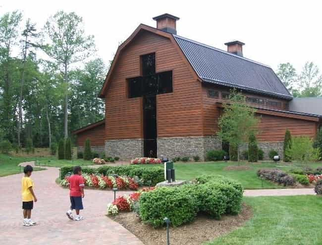 Billy Graham Library is listed (or ranked) 3 on the list The Best Christian Museums in the World
