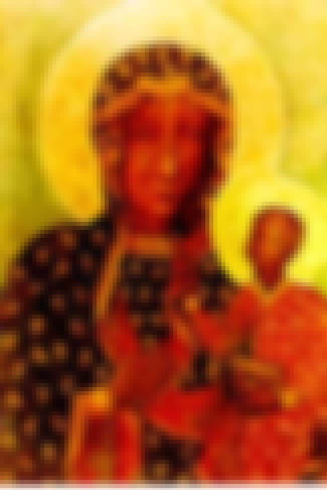 Black Madonna of Częstochowa is listed (or ranked) 4 on the list Famous Blessed Virgin Mary Art