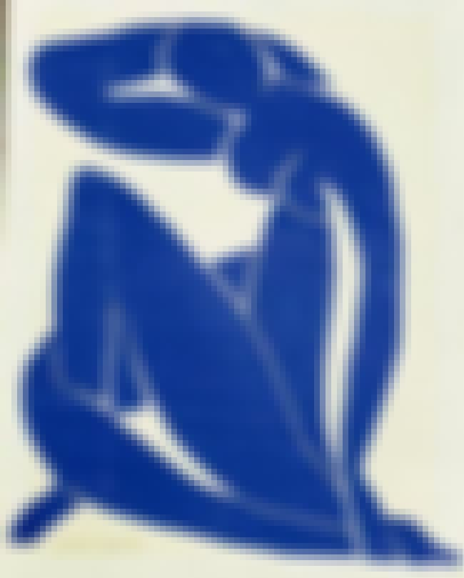 Blue Nude II is listed (or ranked) 2 on the list Famous Henri Matisse Collages