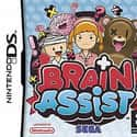 Brain Assist is listed (or ranked) 2 on the list List of Sega Educational Games