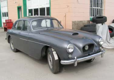 Bristol 404 and 405 is listed (or ranked) 1 on the list Full List of Bristol Cars Models