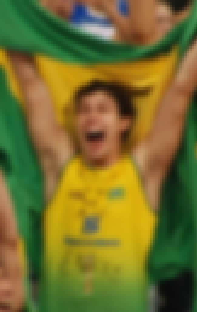 Bruno Rezende is listed (or ranked) 5 on the list Famous Volleyball Players from Brazil