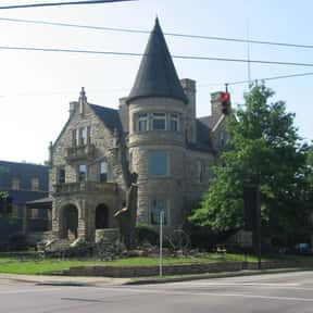 Captain Stone House is listed (or ranked) 21 on the list Famous Romanesque Revival Architecture Buildings