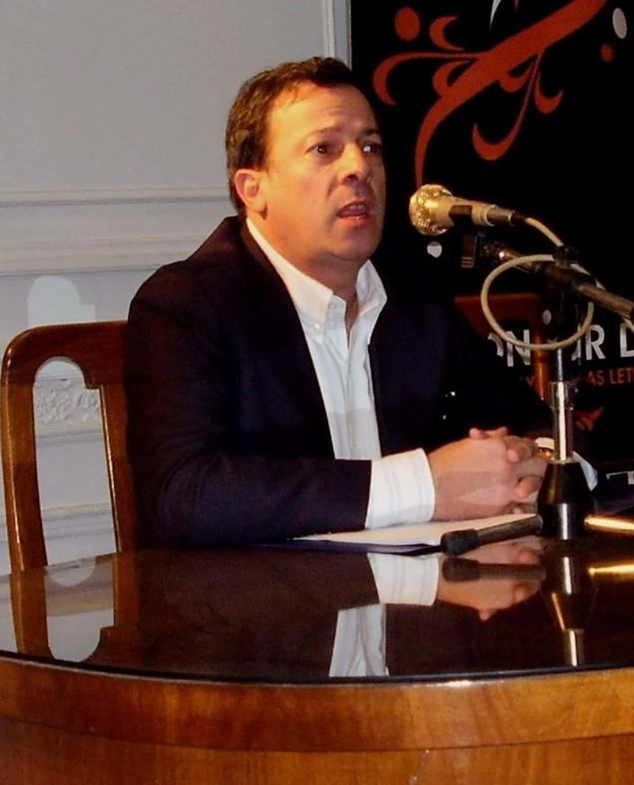 Carlos Alvarado-Larroucau is listed (or ranked) 4 on the list Famous Poets from Argentina