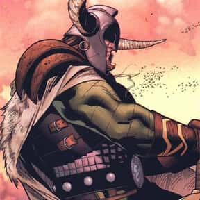 Heimdall is listed (or ranked) 14 on the list Special Operations Heroes from Marvel Avengers Alliance