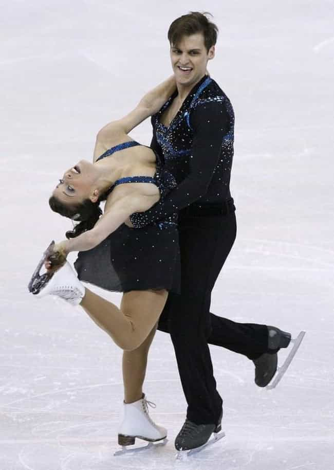 Chad Tsagris is listed (or ranked) 2 on the list Famous Figure Skaters from Canada