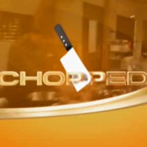 Chopped is listed (or ranked) 1 on the list The Most Watchable Cooking Competition Shows