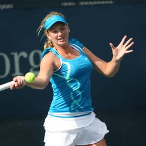 Coco Vandeweghe is listed (or ranked) 10 on the list Best Current Women's Tennis Serves
