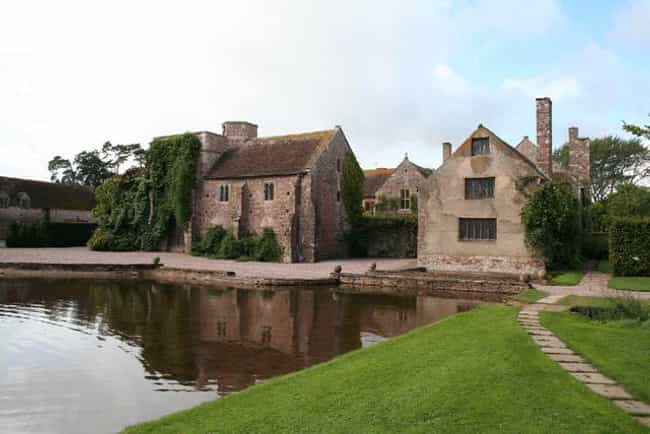 Cothay Manor is listed (or ranked) 4 on the list List of Famous Wellington Buildings & Structures