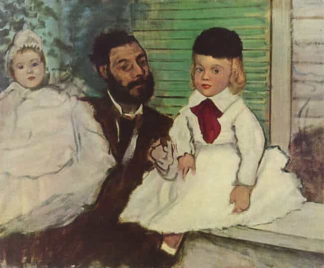 Count Lepic and His Daug... is listed (or ranked) 6 on the list Famous Edgar Degas Paintings