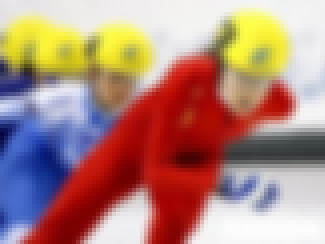 Cuijia Liu is listed (or ranked) 4 on the list Famous Short Track Speed Skaters from China