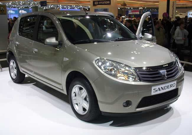 Dacia Sandero is listed (or ranked) 1 on the list Full List of Dacia Models
