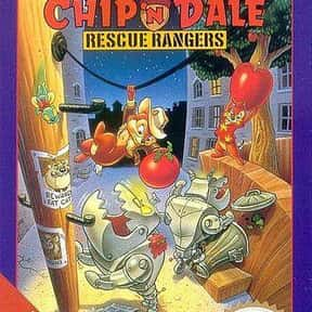 Chip 'n Dale Rescue Rangers is listed (or ranked) 22 on the list Every Single NES Game, Ranked From Best to Worst