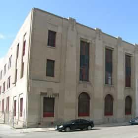 Detroit-Columbia Central Office Building