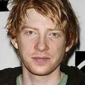 Domhnall Gleeson is listed (or ranked) 7 on the list Full Cast of Sensation Actors/Actresses