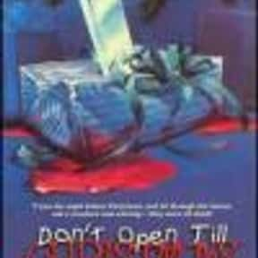 Don't Open till Christmas is listed (or ranked) 20 on the list The Best Christmas Horror Movies That Will Sleigh You