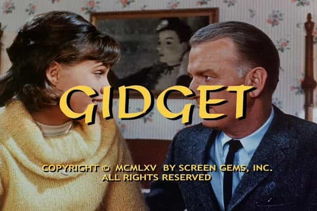 Gidget is listed (or ranked) 4 on the list TV Shows Produced By Harry Ackerman