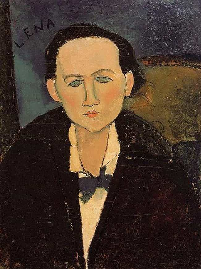 Elena Povolozky is listed (or ranked) 3 on the list Famous Amedeo Modigliani Paintings